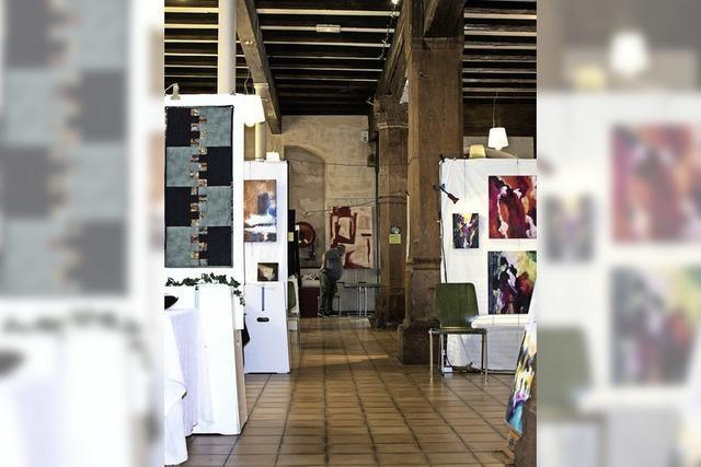 Eine Ausstellung sorgt für schöne Begegnungen