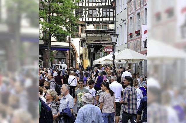 Die obere Altstadt feiert den 46. Oberlindenhock - viele Besucher erwartet