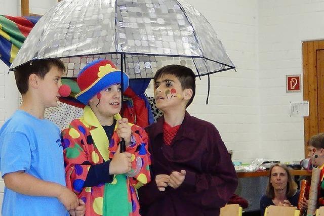 Zirkusreife Vorführungen