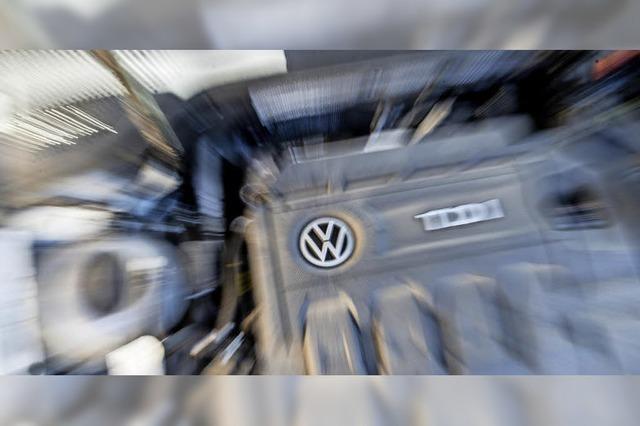 VW-Chef Müller stellt die Zukunft des Dieselmotors in Frage