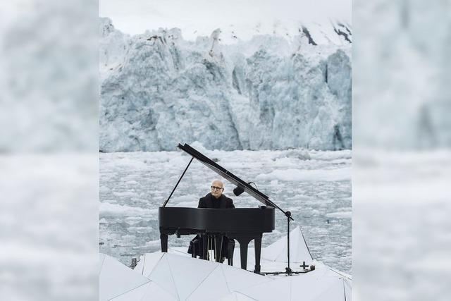 Auftritt in der Arktis