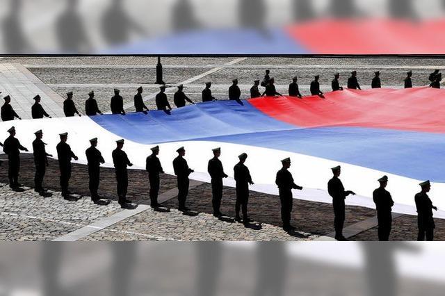 Gernot Erler über Russland und die Nato: