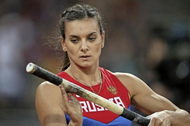 Ausgewählte russische Leichtathleten dürfen bei Olympia starten