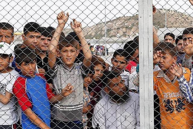 Flüchtlinge: Türkei behält Akademiker im eigenen Land