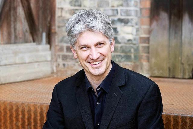 Chorprofessor Frank Markowitsch: