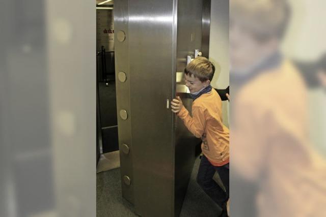 Dicke Türen und fette Kohle