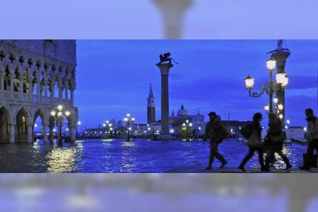Venedig ist eine schöne Stadt