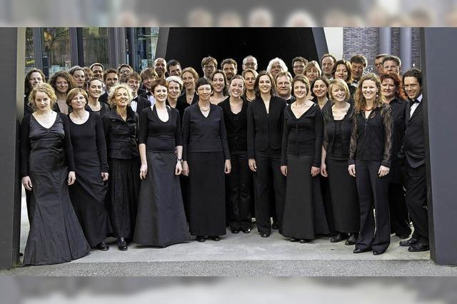 Camerata Vocale in St. Trudpert in Münstertal