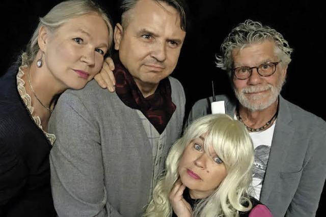 Theateraufführung der Sommerbar Waldshut thematisiert Kunst in Hollywood