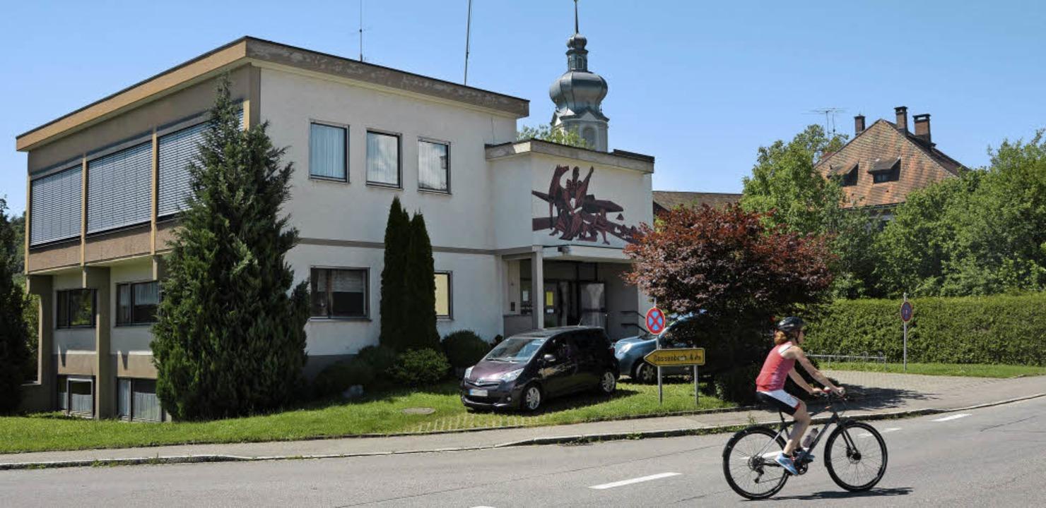 Pfarrgemeindehaus  | Foto: Erika Bader