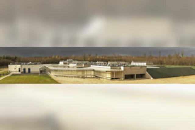 Das deutsch-französische Forschungsinstitut in Saint-Louis investiert fünf Millionen