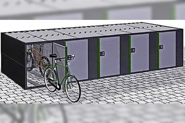 E-Bikes und Busse besser verknüpfen