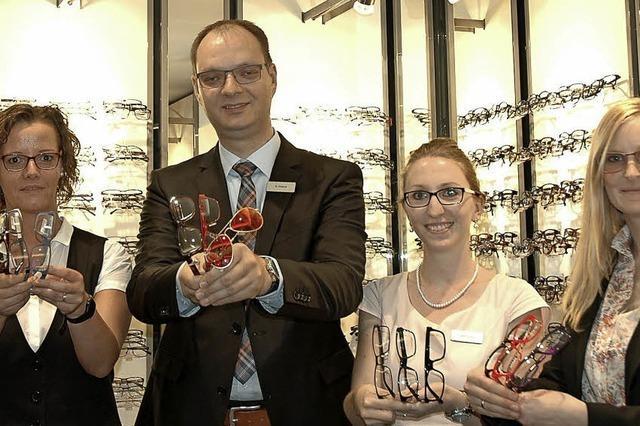 20 000 Brillen im ersten Geschäftsjahr angepeilt
