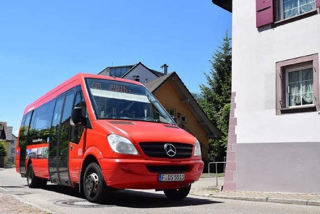 Busverkehr wird massiv aufgewertet