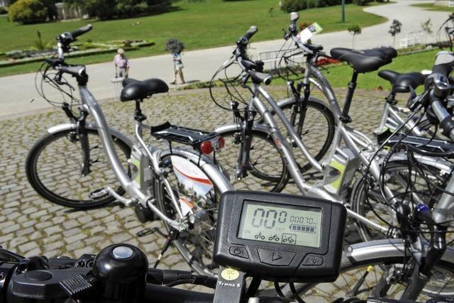 Elektrofahrräder mit Macken