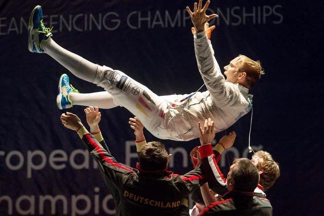 Warum darf ein Europameister nicht zu den Olympischen Spielen?