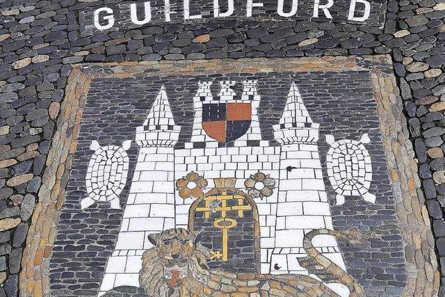 In Freiburgs Partnerstadt Guildford wollte man den Brexit nicht
