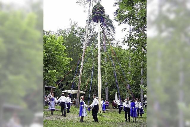 Siebenbürger Sachsen feiern in der Waldschänke
