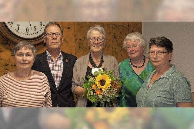 Werner Gehrke für große Verdienste geehrt
