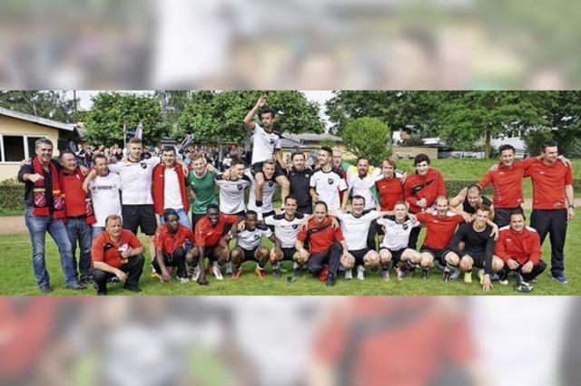 Der FC Bad Krozingen spielt nächste Saison in der Bezirksliga