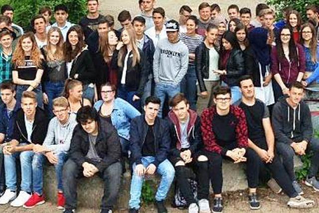 97 Realschüler schaffen ihre Abschlussprüfung