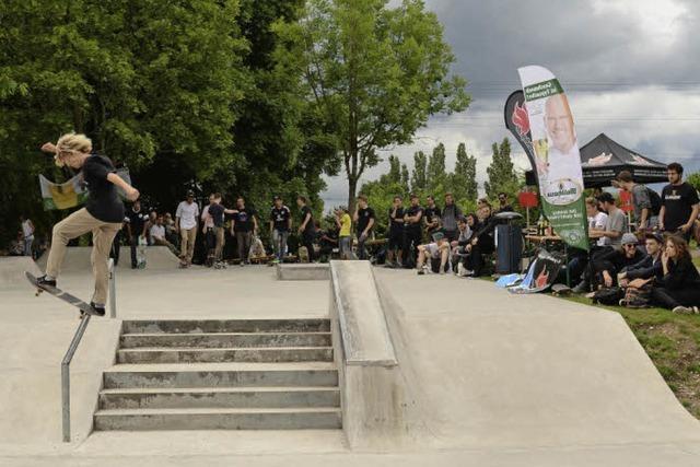 D-Jam-Skatecontest