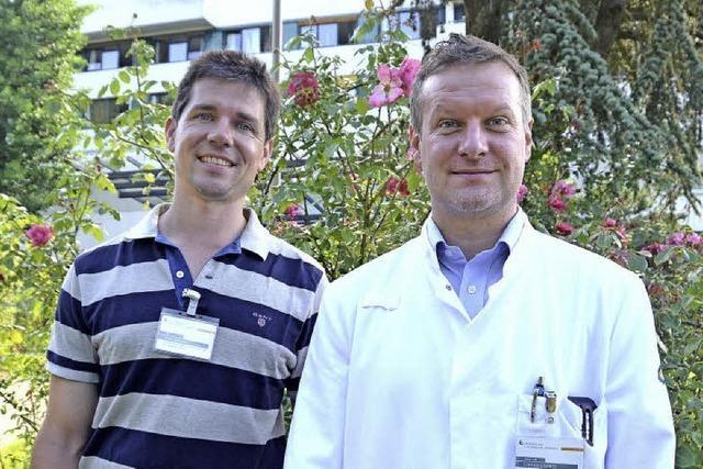Ambulante Behandlung im Krankenhaus möglich