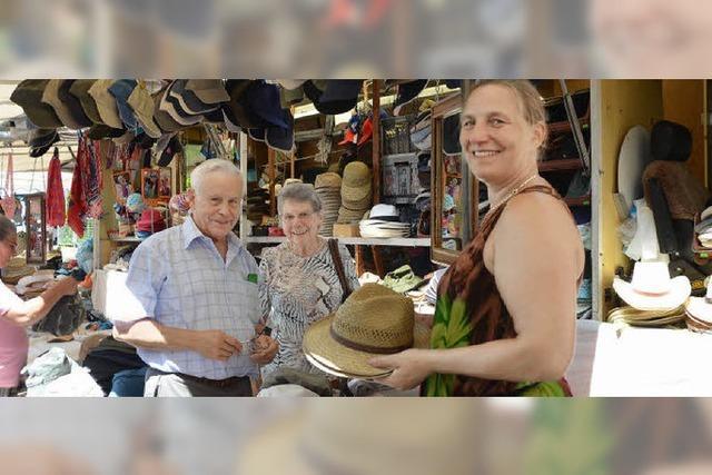 Buntes Treiben auf dem Johannimarkt