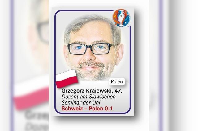 Wie internationale Freiburger ihre Teams beim EM-Achtelfinale an feuern