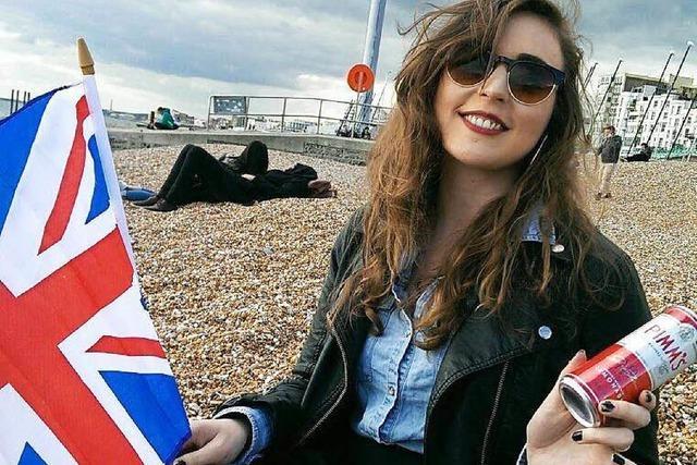 Diese Ortenauerin kämpfte für Young Labour gegen den Brexit