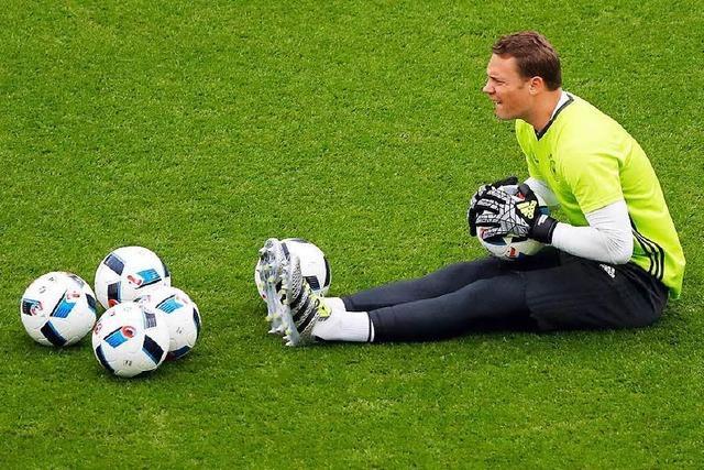 Achtelfinale: Manuel Neuer warnt vor Gegner Slowakei
