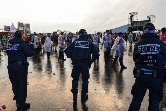 Southside-Festival nach Unwetter abgebrochen - 25 Verletzte