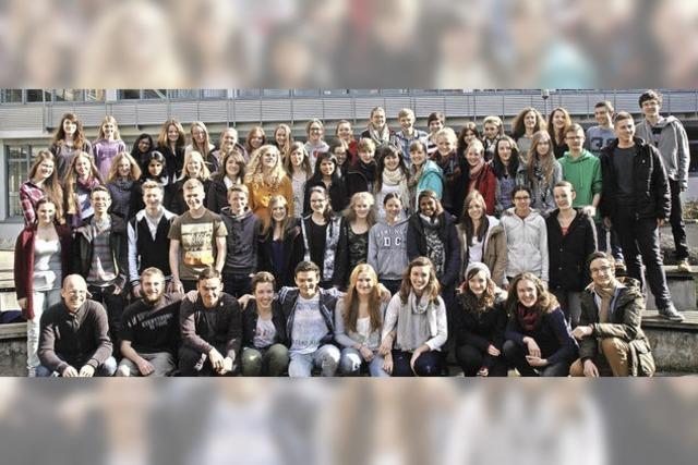 Sommerkonzert des Gospelchors des Scheffelgymnasiums Bad Säckingen und dem Chor und den Jazzmusikern des Gymnasiums Villingen-Schwenningen