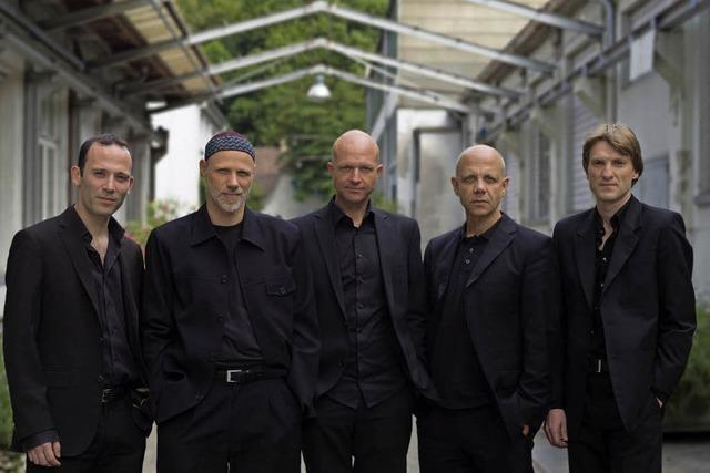 Sinfonieorchester Basel und Kolsimcha Quintett mit Musik aus dem Ballet