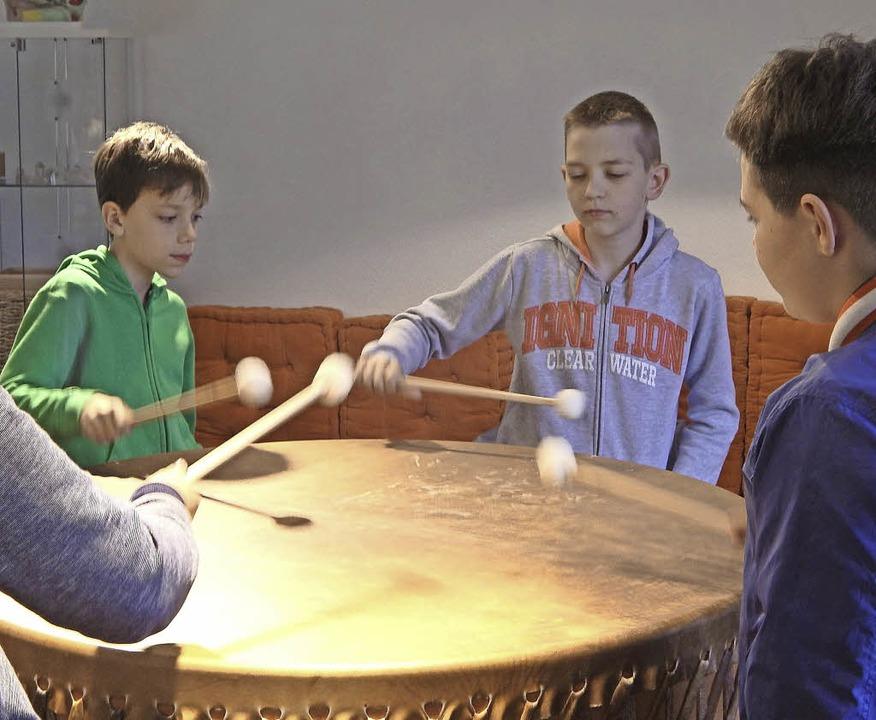 Klänge nicht nur hören, sondern am gan...#8220; der Waldkircher Orgelstiftung.   | Foto: Fotos: Verein