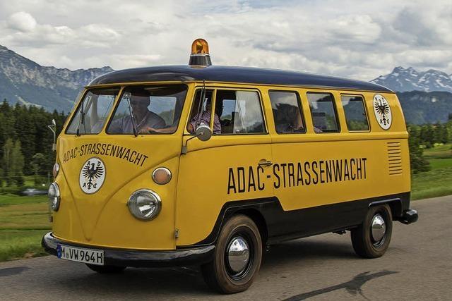 Gewinnen Sie eine Oldtimer-Tour durch den Schwarzwald