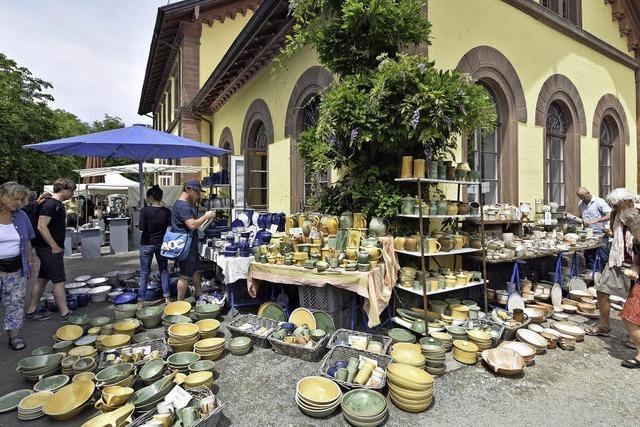 Bei den Freiburger Keramiktagen waren die Grenzen zwischen Kunst und Handwerk fließend