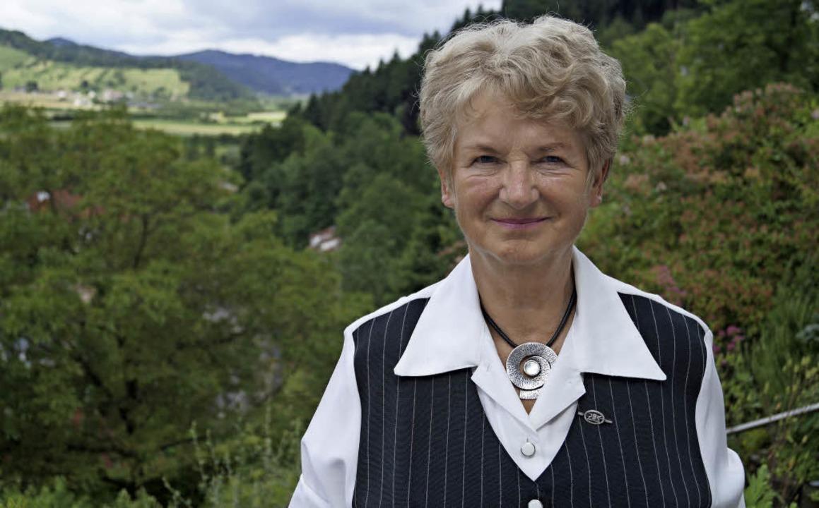 Luise Herrmann-Jehle     Foto: Christine Storck