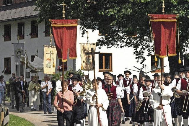 Urberger feiern gemeinsames Fest