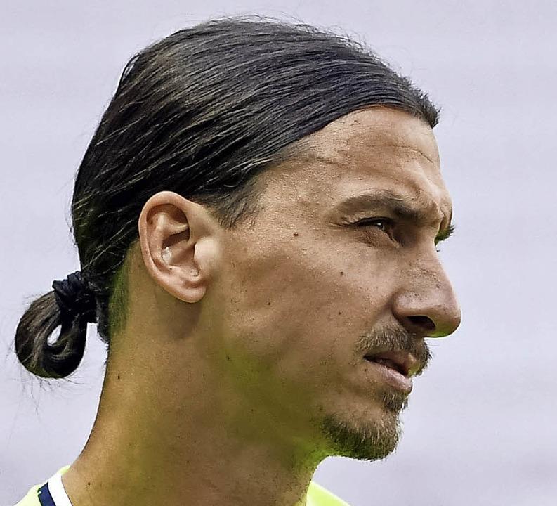 Zlatan Ibrahimovic  | Foto: AFP