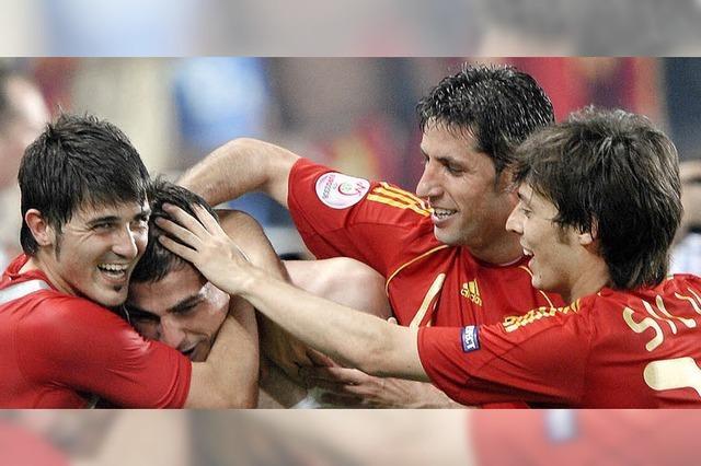 Iker Casillas ist nur noch Randfigur im spanischen Team