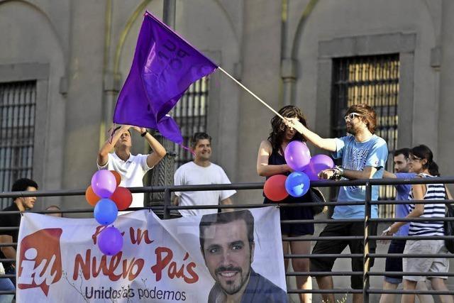 Konservative werden in Spanien stärkste Kraft - aber ohne absolute Mehrheit