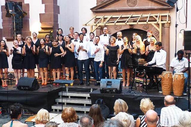 15 Chöre: Freiburgs erste Chornacht war ein voller Erfolg