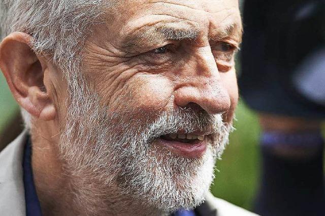Führungskämpfe: Revolte gegen Labour-Chef Corbyn