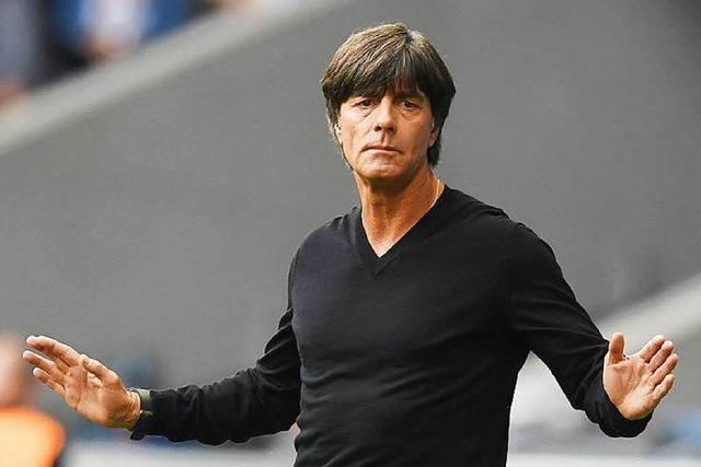 Kommentar: Joachim Löw bleibt weiter souverän