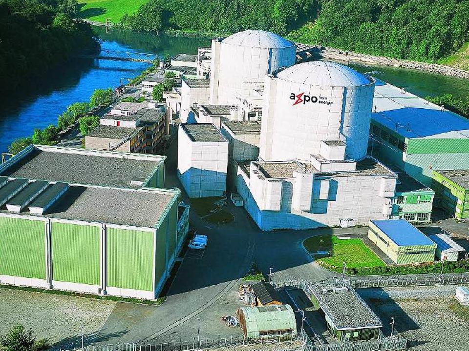 In Beznau steht das dienstälteste Kernkraftwerk der Welt.  | Foto: KKW Beznau/Axpo