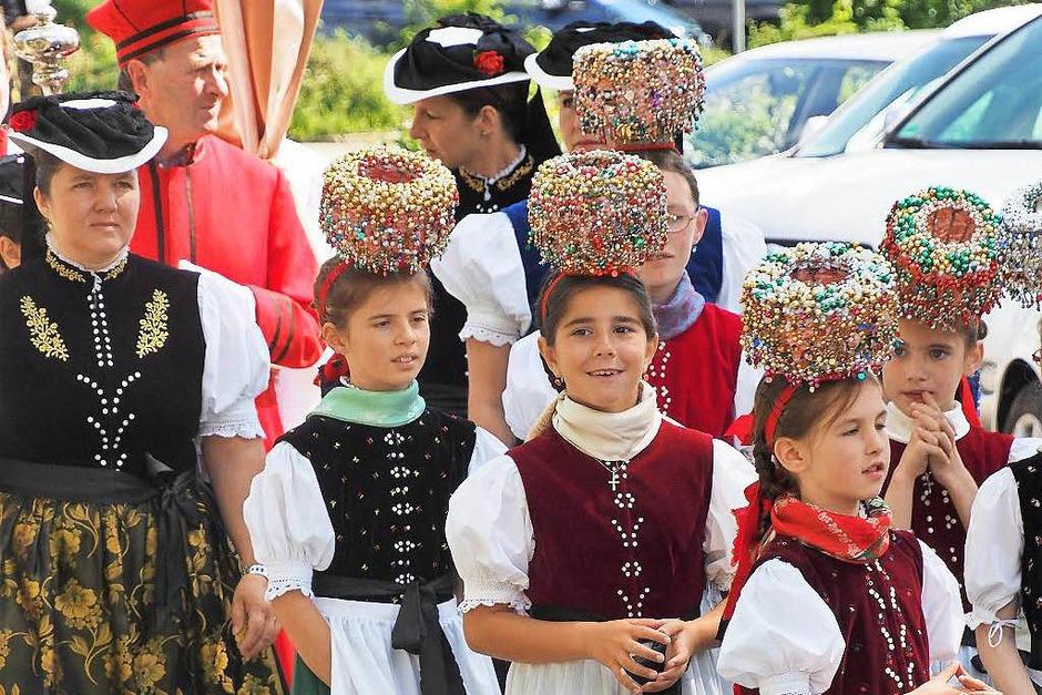 Patrozinium und Dorffest in St. Peter. (Foto: Markus Donner)