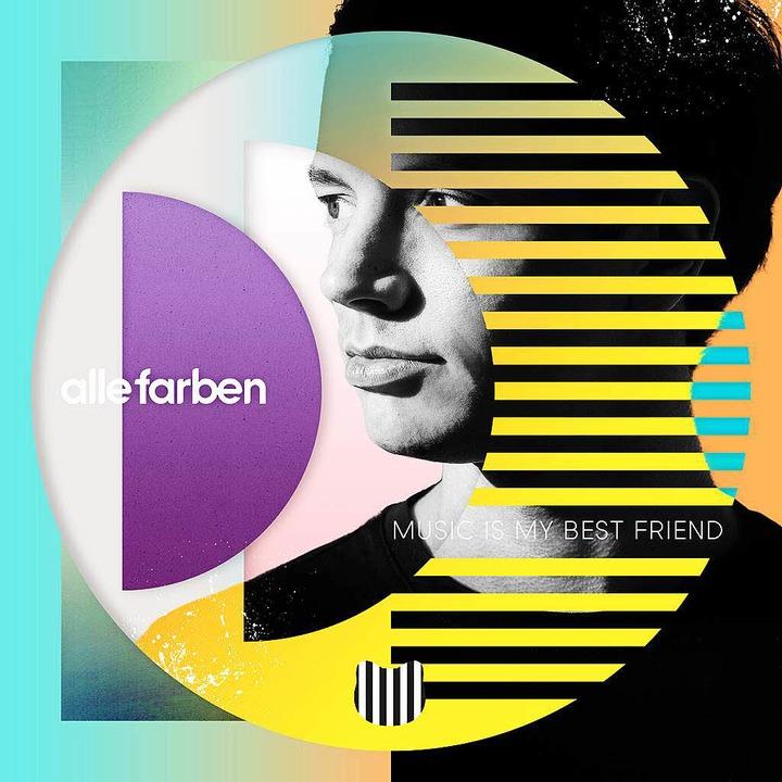 <BZ-Keyword>Alle Farben: Music Is My B...rg, So, 17. Juli, 12  Uhr</BZ-Keyword>    Foto: Plattenfirma
