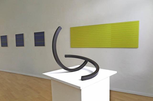 Galerie Konkret zeigt Werke von Martin Wörn