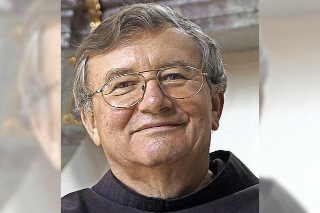Pater Marian verlässt Schliengen